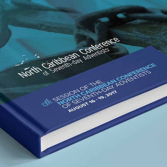 Print Design | North Caribbean Conference Journal