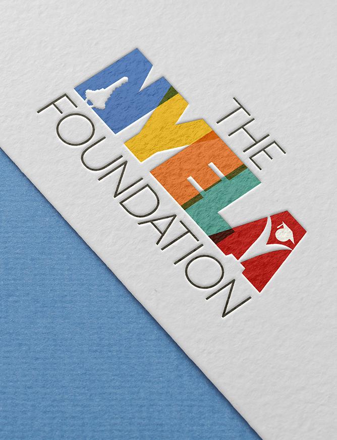 The Nyela Foundation logo design