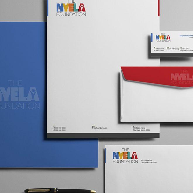 nyela foundation_portfolio_stationery