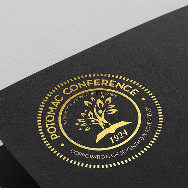 Rebrand | Potomac Conference of Seventh-day Adventists Corporate Seal